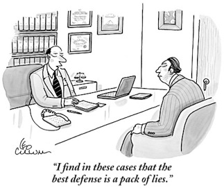 On Finding a Good Lawyer » Mark Ford